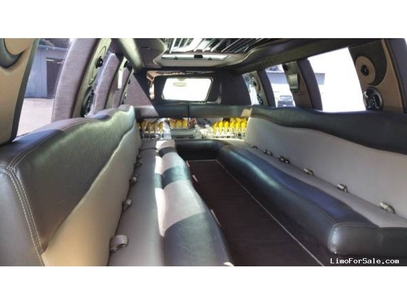 Used 2003 Ford Excursion XLT SUV Stretch Limo Creative Coach Builders - Sacramento, California - $18,500