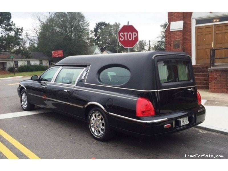 Used 2007 Lincoln Town Car Funeral Hearse Federal Dublin Georgia