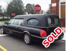 2007, Lincoln Town Car, Funeral Hearse, Federal