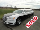 2014, Chrysler 300M, Sedan Stretch Limo, Limo Land by Imperial
