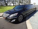 2012, Hyundai Genesis, Sedan Stretch Limo