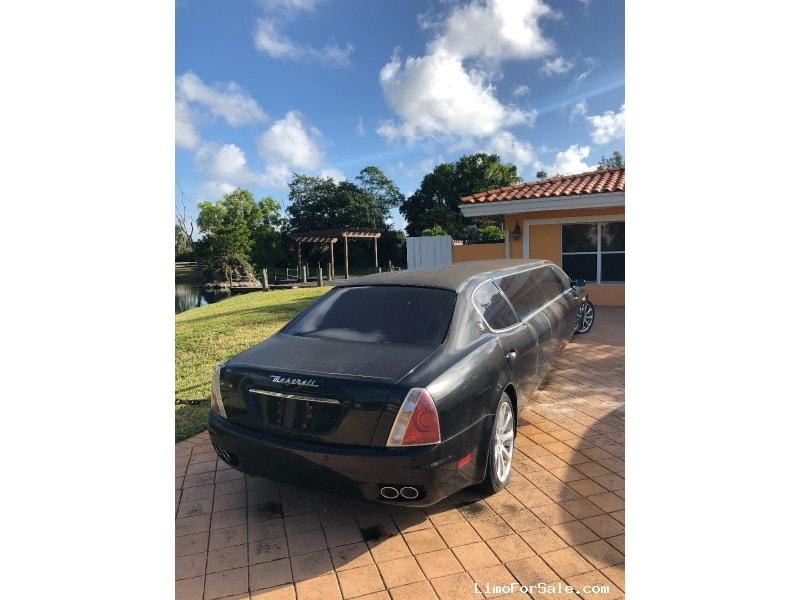 Used 2007 Mercedes-Benz A class Sedan Stretch Limo Nova Coach - SOUTHWEST RANCHES, Florida - $20,000