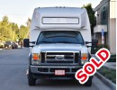 Used 2008 Ford F-550 Mini Bus Limo Krystal - Fontana, California - $42,995