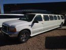 2000, Ford Excursion, SUV Stretch Limo