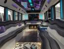 Used 2007 Ford F-650 Mini Bus Limo Glaval Bus - Palatine, Illinois - $79,500