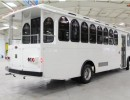 2016, Ford F53 Class A Chassis, Trolley Car Limo, Supreme Corporation
