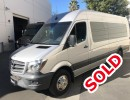 2013, Mercedes-Benz Sprinter, Van Shuttle / Tour, Meridian Specialty Vehicles