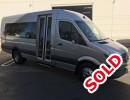 Used 2013 Mercedes-Benz Sprinter Van Shuttle / Tour Meridian Specialty Vehicles - Riverside, California