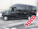 2013, Ford E-350, Van Shuttle / Tour, Turtle Top
