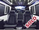 New 2017 Mercedes-Benz Sprinter Van Limo Midwest Automotive Designs - Oaklyn, New Jersey    - $138,740