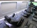 2016, Mercedes-Benz Sprinter, Van Limo, Classic Custom Coach