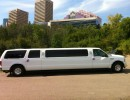 2005, Ford Excursion XLT, SUV Stretch Limo, Krystal