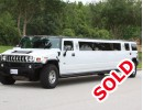 2006, Hummer H2, SUV Stretch Limo