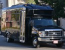 2011, Ford E-450, Mini Bus Limo, Glaval Bus