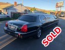 Used 2007 Lincoln Town Car Sedan Stretch Limo Krystal - $5,500