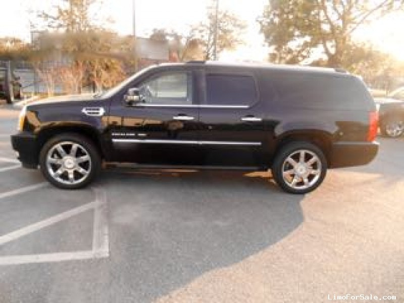 used 2013 cadillac escalade suv limo st petersburg florida 17 000 limo for sale. Black Bedroom Furniture Sets. Home Design Ideas