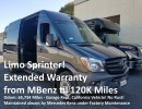 2014, Mercedes-Benz Sprinter, Van Limo, Superior Coaches