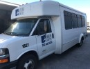 2012, Chevrolet G4500, Van Shuttle / Tour, Elkhart Coach