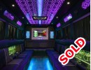 Used 2011 Ford F-550 Mini Bus Limo Glaval Bus - Frisco, Texas - $48,500