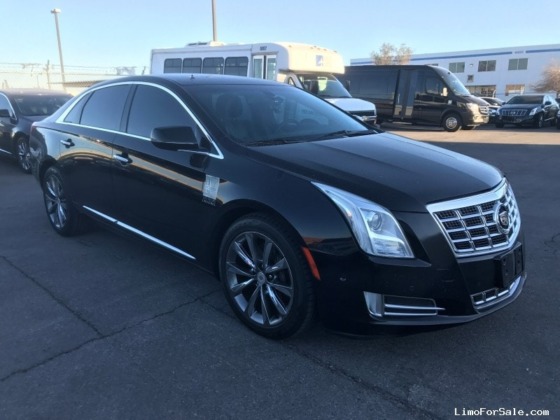 Used 2014 Cadillac XTS Sedan Limo  - Las Vegas, Nevada - $14,995