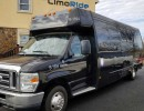 2010, Ford E-450, Mini Bus Limo, Federal