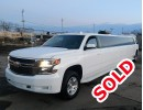 2016, Chevrolet Tahoe, SUV Stretch Limo