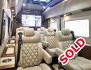 New 2017 Mercedes-Benz Sprinter Van Limo McSweeney Designs - Oaklyn, New Jersey    - $117,990