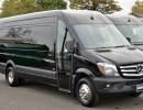 2017, Mercedes-Benz Sprinter, Van Shuttle / Tour, McSweeney Designs