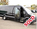New 2017 Mercedes-Benz Sprinter Van Shuttle / Tour McSweeney Designs - Oaklyn, New Jersey    - $91,900