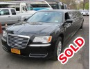 2014, Chrysler 300, Sedan Stretch Limo, California Coach
