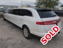 Used 2014 Lincoln MKT Sedan Stretch Limo Executive Coach Builders - orlando, Florida - $52,500
