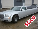 2006, Chrysler 300, Sedan Stretch Limo, US Coachworks