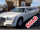Used 2008 Chrysler 300 Sedan Stretch Limo  - Clifton, New Jersey    - $16,999