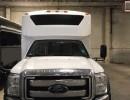 Used 2014 Ford F-550 Mini Bus Shuttle / Tour Turtle Top - Riverside, California - $39,900