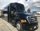 2011, Ford F-750, Mini Bus Limo, Tiffany Coachworks