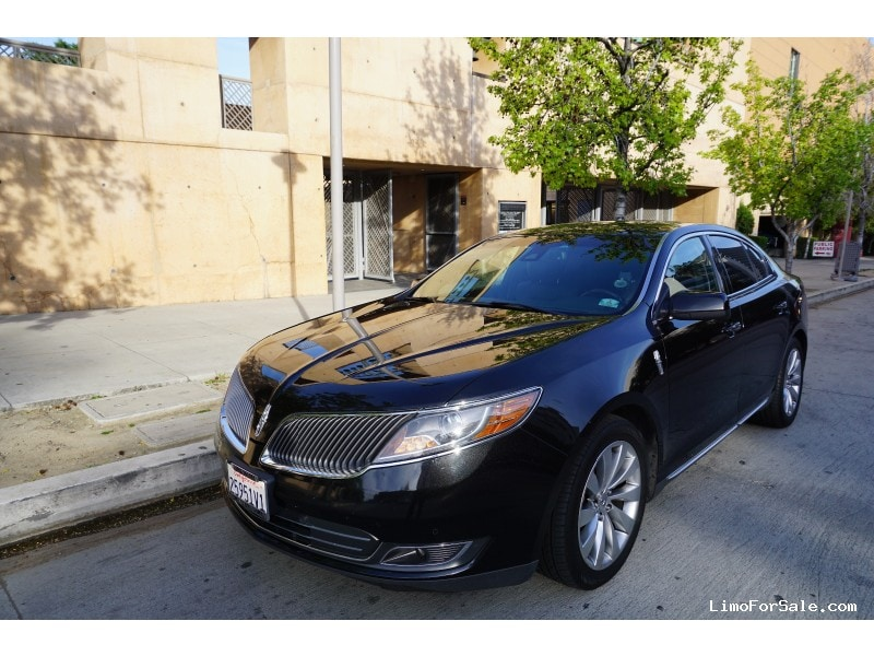 Used 2015 Lincoln MKS Sedan Limo  - Granada Hills,, California - $16,500