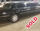Used 2008 Lincoln Sedan Stretch Limo Empire Coach - CLIFTON, New Jersey    - $6,500