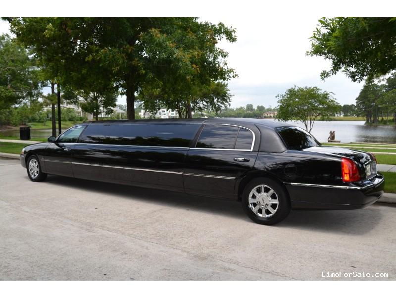 Used 2007 Lincoln Sedan Stretch Limo Krystal - Spring, Texas - $9,700