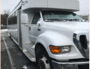 Used 2015 Ford F-650 Mini Bus Shuttle / Tour Starcraft Bus - beltsville, Maryland - $50,000