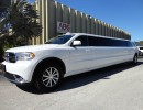 2017, Dodge, SUV Stretch Limo, Springfield