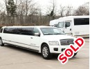 2006, Infiniti, SUV Stretch Limo