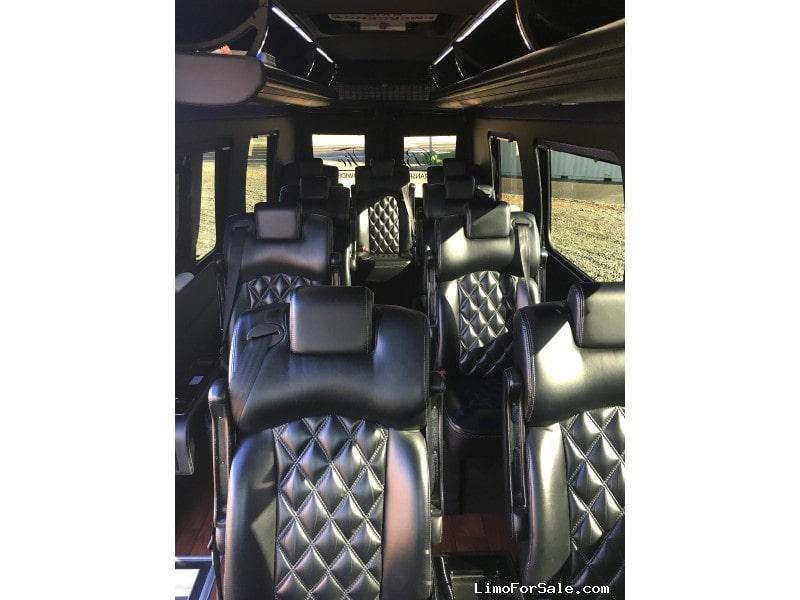 Used 2014 Mercedes-Benz Sprinter Van Shuttle / Tour Grech Motors - Pleasanton, California - $40,000