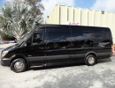 2015, Mercedes-Benz, Van Limo, Executive Coach Builders