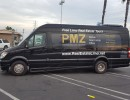 2013, Mercedes-Benz Sprinter, Van Limo, Specialty Vehicle Group