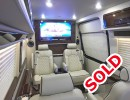 New 2017 Mercedes-Benz Van Limo Midwest Automotive Designs - Oaklyn, New Jersey    - $129,550
