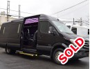Used 2016 Mercedes-Benz Sprinter Van Limo Limos by Moonlight - Brooklyn, New York    - $89,995
