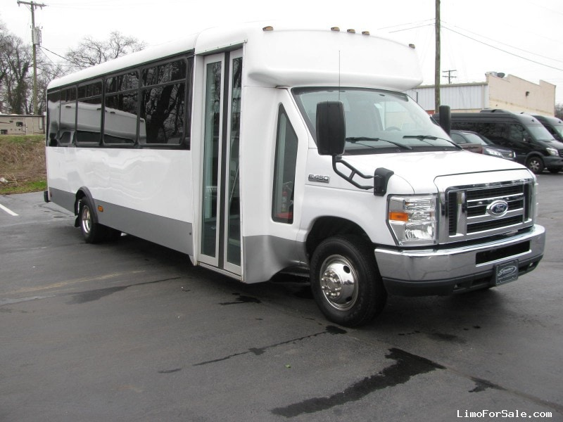 Used 2014 Ford Mini Bus Shuttle / Tour Champion - $37,500