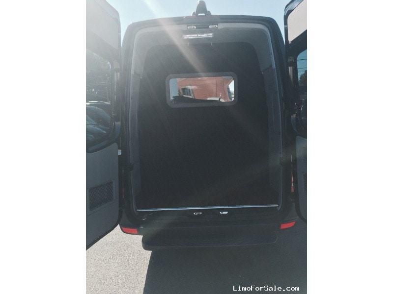 Used 2016 Mercedes-Benz Van Limo  - Flushing, New York    - $47,000