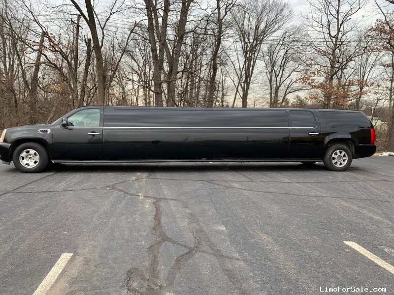 Used 2007 Chevrolet SUV Stretch Limo Limos by Moonlight - Totowa, New Jersey    - $17,500