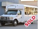 Used 2011 Ford Mini Bus Limo ElDorado - Fontana, California - $36,995